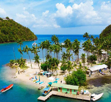About St. Lucia