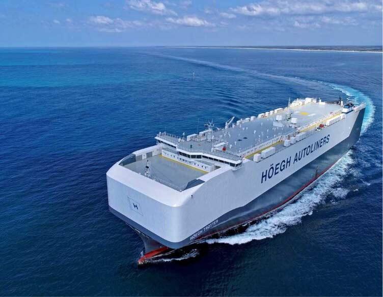 Hoegh Autoliners Partnership