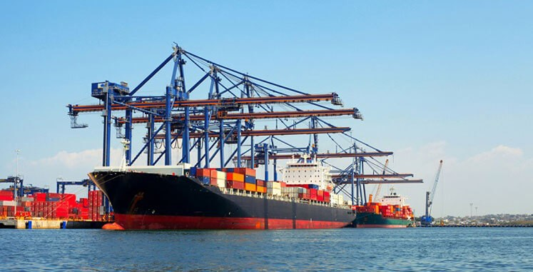 Transshipping Cargo